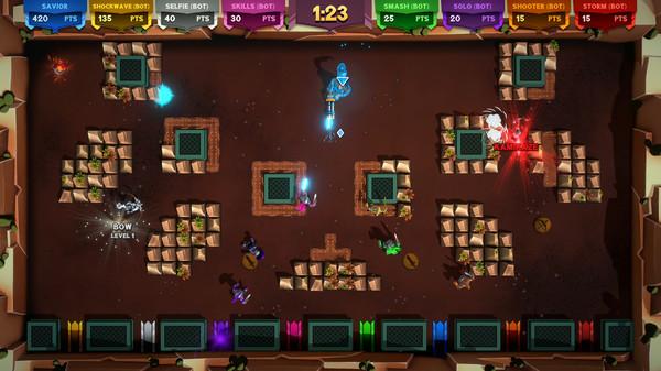 Скриншот №5 к Knight Squad 2