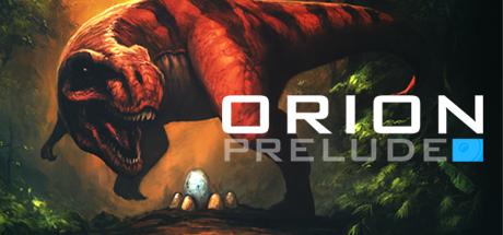 ORION: Prelude Cover Image