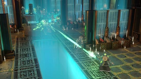 Скриншот №2 к Warhammer 40000 Mechanicus - Heretek