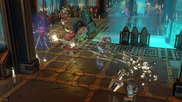 Скриншот №3 к Warhammer 40000 Mechanicus - Heretek