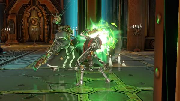 Скриншот №6 к Warhammer 40000 Mechanicus - Heretek