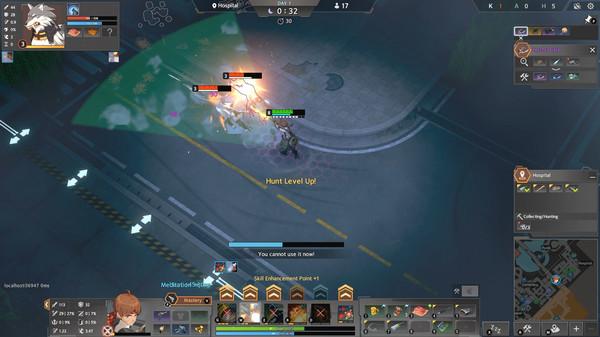 Скриншот №12 к Eternal Return Black Survival