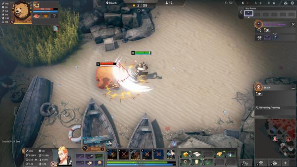 Скриншот №5 к Eternal Return Black Survival