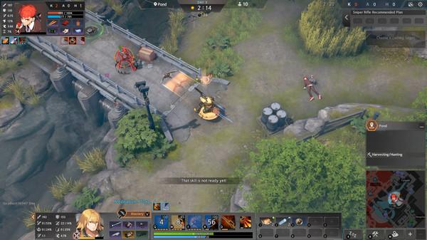 Скриншот №3 к Eternal Return Black Survival