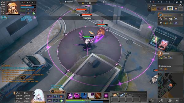 Скриншот №6 к Eternal Return Black Survival