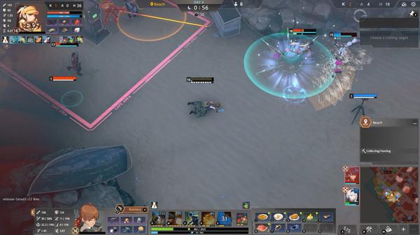 Скриншот №16 к Eternal Return Black Survival