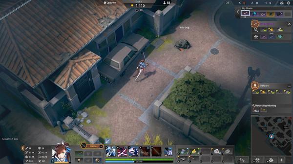 Скриншот №20 к Eternal Return Black Survival