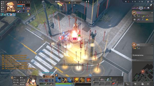 Скриншот №18 к Eternal Return Black Survival