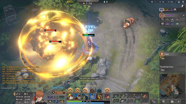 Скриншот №17 к Eternal Return Black Survival