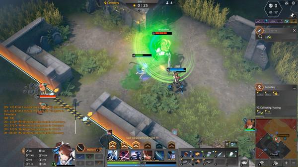 Скриншот №8 к Eternal Return Black Survival