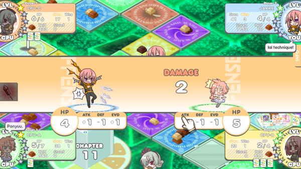 Скриншот №3 к 100 Orange Juice - Iru  Mira Character Pack