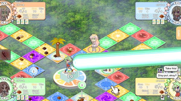 Скриншот №4 к 100 Orange Juice - Iru  Mira Character Pack