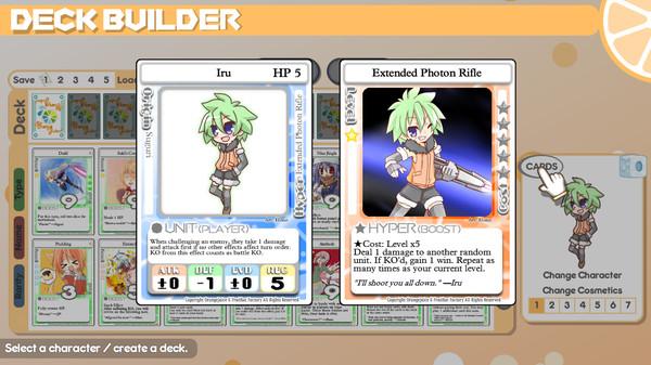 Скриншот №2 к 100 Orange Juice - Iru  Mira Character Pack