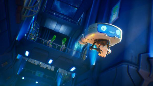 Скриншот №14 к Trover Saves the Universe
