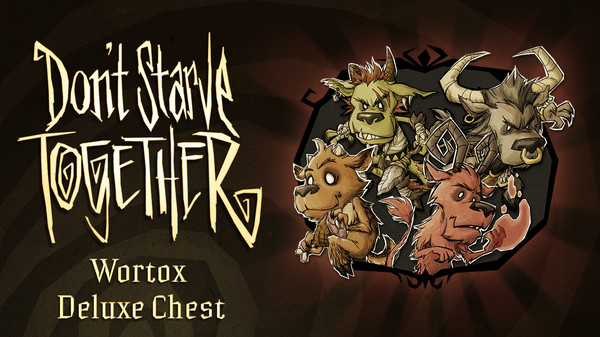 Скриншот №1 к Dont Starve Together Wortox Deluxe Chest
