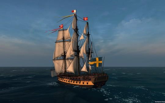 Скриншот №3 к Naval Action - Rättvisan