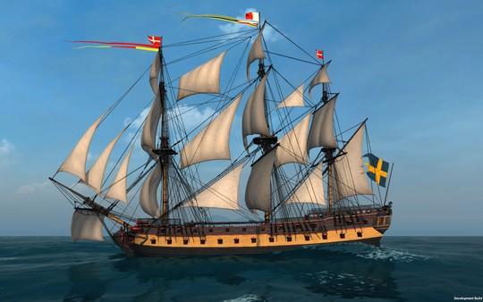 Скриншот №4 к Naval Action - Rättvisan