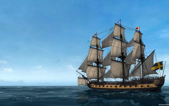 Скриншот №6 к Naval Action - Rättvisan