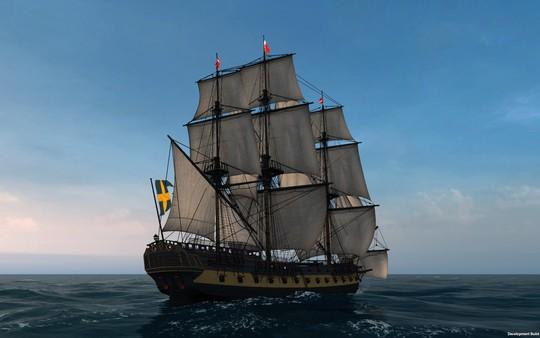 Скриншот №2 к Naval Action - Rättvisan