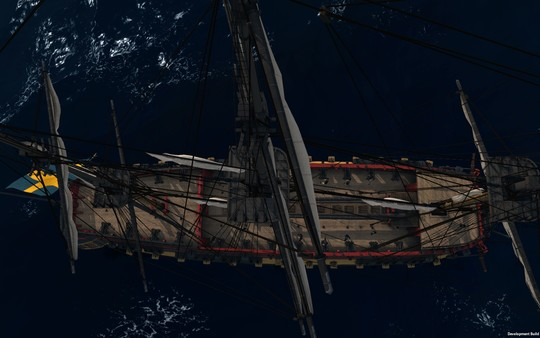 Скриншот №8 к Naval Action - Rättvisan