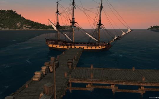 Скриншот №9 к Naval Action - Rättvisan