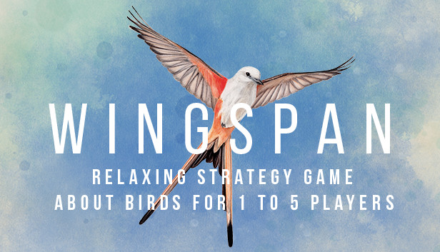 Save 40% on Wingspan on Steam