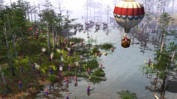 Скриншот №10 к Age of Empires® III 2007
