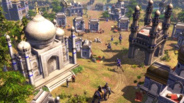 Скриншот №4 к Age of Empires® III 2007