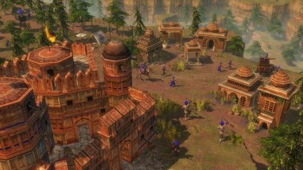 Скриншот №7 к Age of Empires® III 2007
