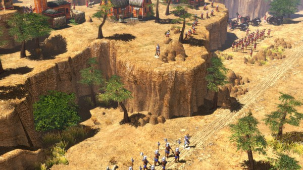 Скриншот №9 к Age of Empires® III 2007