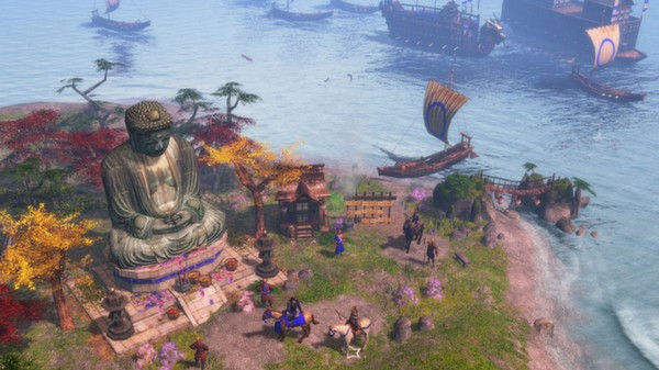Скриншот №5 к Age of Empires® III 2007