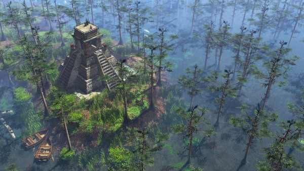 Скриншот №14 к Age of Empires® III 2007
