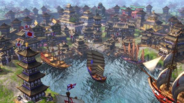 Скриншот №1 к Age of Empires® III 2007