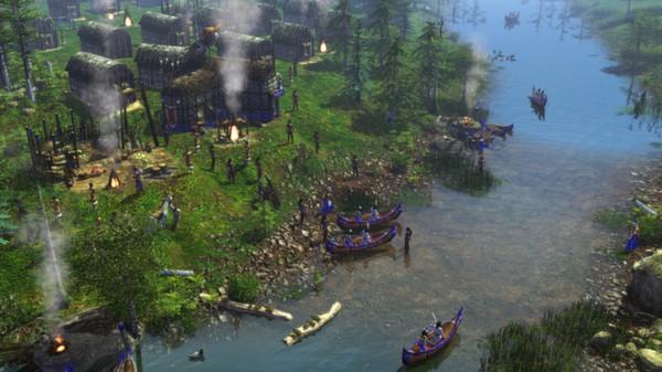 Скриншот №12 к Age of Empires® III 2007