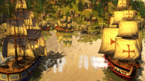 Скриншот №15 к Age of Empires® III 2007