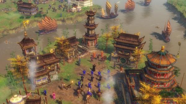 Скриншот №6 к Age of Empires® III 2007