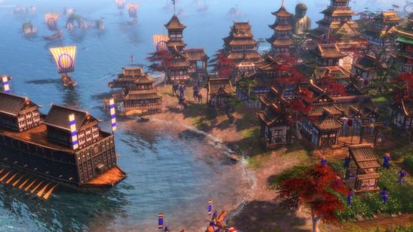 Скриншот №3 к Age of Empires® III 2007