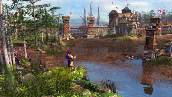 Скриншот №11 к Age of Empires® III 2007