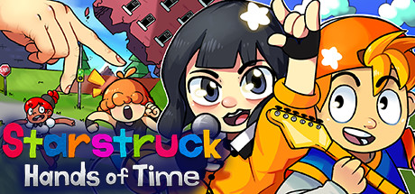Starstruck: Hands of Time Cover Image