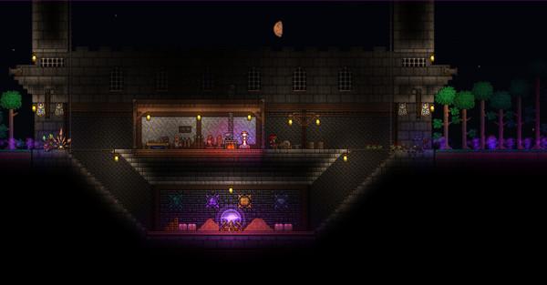 Скриншот №14 к Terraria