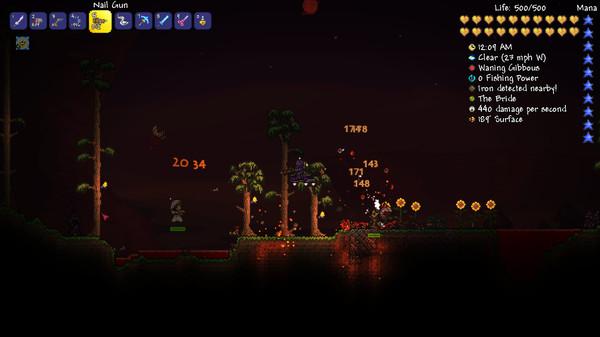 Скриншот №8 к Terraria