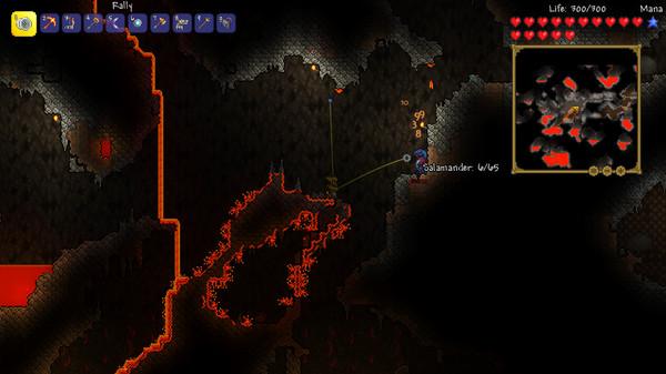 Скриншот №11 к Terraria