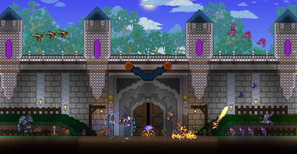 Скриншот №13 к Terraria