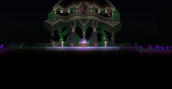 Скриншот №17 к Terraria