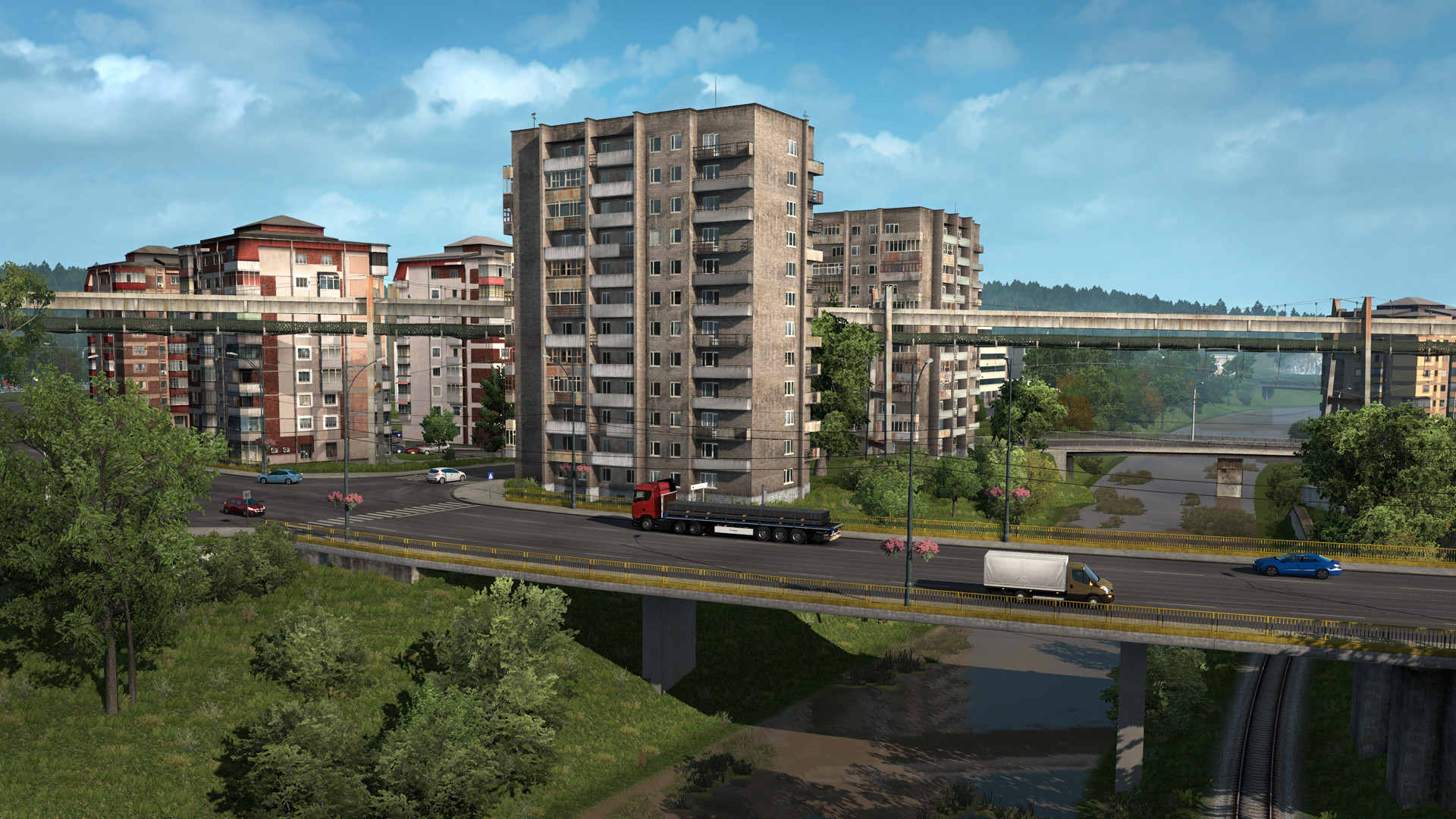 Euro Truck Simulator 2 - Road to the Black Sea