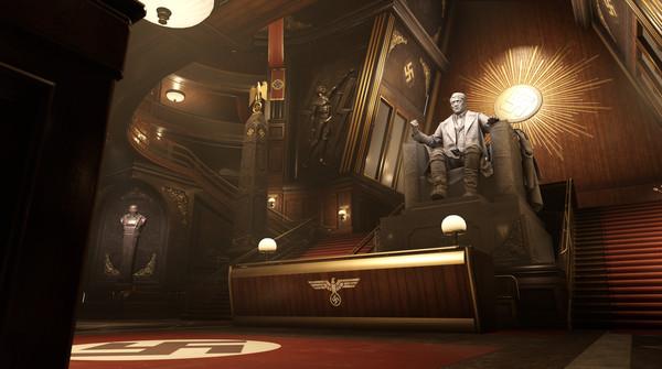 Скриншот №7 к Wolfenstein Youngblood