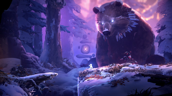 Ori and the Will of the Wisps скриншот
