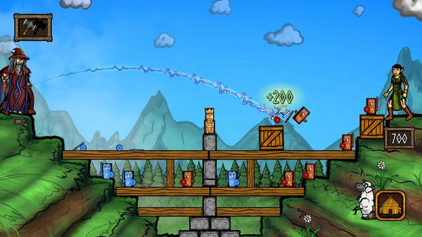 Viking Trickshot screenshot