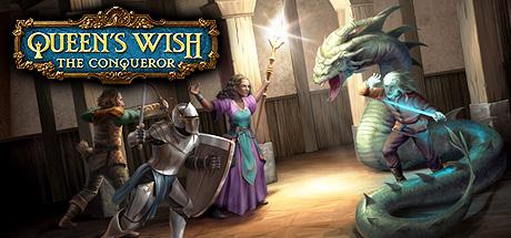 Queen's Wish: The Conqueror Cover Image