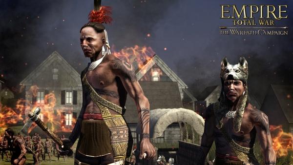 скриншот Empire: Total War - The Warpath Campaign 1